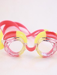 Children's Children Can Adjust Swimming Glasses Anti Fog and Anti Ultraviolet with Earplugs