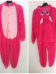 Extranjero rosado Koala Kids Kigurumi pijama de franela