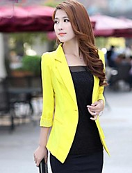 Women's Slim Cut Blazer