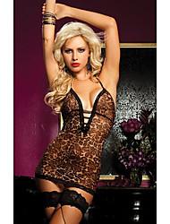 lingerie sexy européen démon (léopard)-q-06