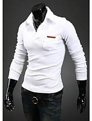 Men's Tops & Blouses , Cotton Casual NiKai