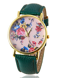 Women's Watch Fashion Flower Pattern  Cool Watches Unique Watches