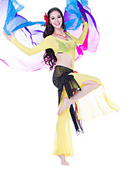 Dancewear/Pratice Women's Polyster Belly Dance Outfits(More Colors)