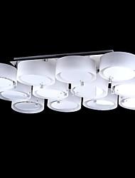 Потолочные светильники, 12 Свет, простой современный MS-33115-5