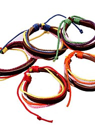 Fashion Woven Bracelet(Random Color)