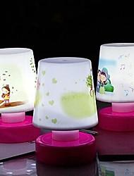 Coway погладить спальня настольная лампа энергосберегающая лампа инновации привели настольную лампу (Random Color)