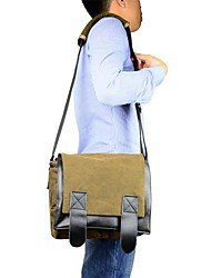 DSTE B104 mochila de lona para Canon / Nikon / Sony / Samsung / câmera Fuji / Pentax / Panasonic SLR