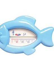 Blue Cute Fish Waterproof Baby Safety Bath Thermometer