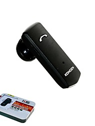 KonCen-T3 Mini V3.0 Bluetooth Handsfree Single Track Wireless Bluetooth Headset with Microphone