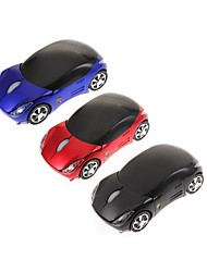 Fashion Car Model's Optical 2.4GHz Wireless Mouse(Assorted Colors)