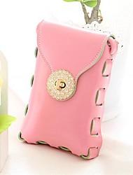 Mini sac sac de téléphone portable / Messenger des femmes