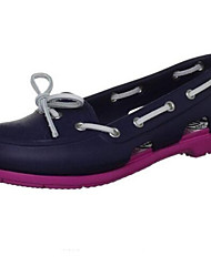 QiuQi Women's Flat Heel Boats with Slip-on Shoes (More Colors)