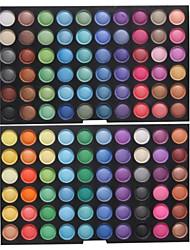 120 colori ombretto trucco professionale palette cosmetici