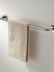Edelstahl Poliert Finish Single Handtuchhalter