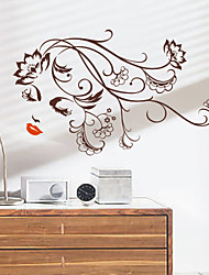 Fancy Floral Wall Stickers