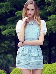 TS European Organza Bub Dress