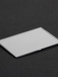 FOTGA pro Protector de pantalla de cristal óptica 650d canon