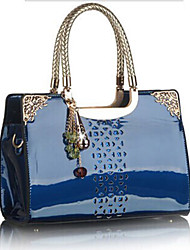 Mountain Cut Out Single Shoulder Handbag(Blue,Black,Wine)