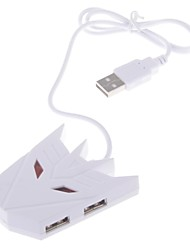 High-speed 4-Port USB 2.0 HUB  with USB Cable