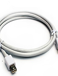 apple Mini DisplayPort vers miniDP tourner mini DP mâle à mâle 1.8m + 33