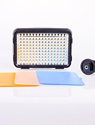 Atire XT-160 LED Luz de Vídeo de DV Camcorder Iluminação Lâmpada