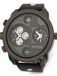 shinuo оптовая ремень PU персонализированные спорт водонепроницаемые часы