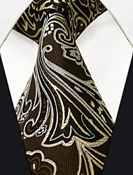 Men Casual Neck Tie , Silk