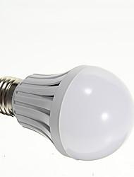 5W E26/E27 Lâmpada Redonda LED 21 SMD 2835 420-450 lm Branco Quente AC 220-240 V