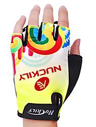 NUCKILY® Sports Gloves Men's / Unisex Cycling Gloves Spring / Summer / Autumn/Fall Bike GlovesAnti-skidding / Shockproof / Wearproof /