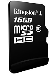 Kingston Digital 16 gb class 10 micro sd scheda di memoria SDHC di tf flash ad alta velocità genuino