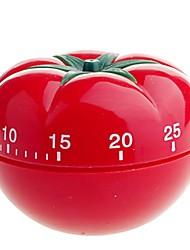 Tomate cuisine de style alimentaire Préparation Au four et cuisson Compte à rebours Rappel minuterie
