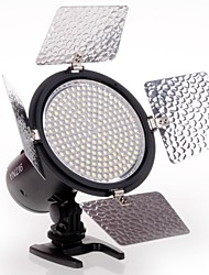 YONGNUO YN-216 Pro LED Video Light / High Power en regelbaar vermogen / Kleurtemperatuur 5500K - Zwart