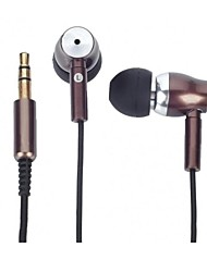 3.5 mm Audio Jack Trendy JBM800 Mini In-ear Stereo Headphones for iPhone 5/5S/5C and Others (110cm)