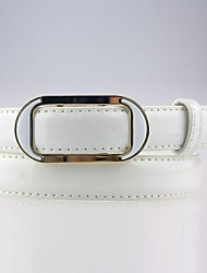 la moda de la mujer contrajo bromista belt
