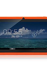 """iRulu 7 """"Android 4.2 A23 Dual Core Tablet PC met toetsenbord geval (dubbele camera, 8GB +512 MB, WiFi)"""