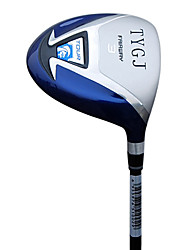 TTYGJ Golf Club Men's 44 Inch 3# RAluminum Alloy Head Graphite Shaft Spoon