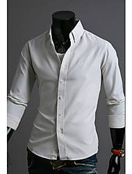 Men's Cotton/Cotton Blend/Others Casual Meili