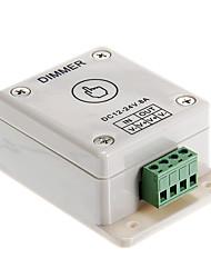 tocar levou luz dimmer - cáqui leve (12 ~ 24V)