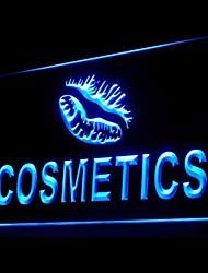 COSMETICS Lip Advertising LED Light Sign