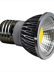 3W E26/E27 Faretti LED 1 COB 280LM lm Bianco caldo AC 100-240 V