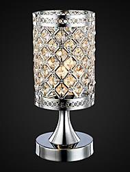 Lâmpadas de mesa, uma luz, Simple Cristal Artístico MS-86376
