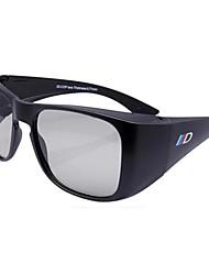 schil niet gepolariseerde 3D-bril van film en televisie speciale bril bijziendheid glazen oog 3d 3d drie d knipperen