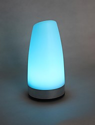 Colar Changing LED table Lamp Rechargeable Bar KTV Wedding or Party Gifts light instead of candle