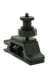 GP-184 New Car Sun Visor Mount Adapter pour Appareil Photo Numérique / GPS / DVR / Caméscope