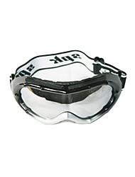 protección UV de alta calidad plegable gafas de seguridad gafas con correa elástica