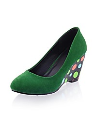 Women's Wedge Heel Wedges Loafers Shoes (More colors)