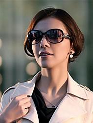 Elegante Perfekt Feine Damen Sonnenbrille UV-Sonnenbrille (Farbe sortiert)