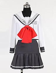 inspirado por Norn 9 trajes Koharu cosplay