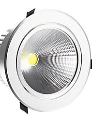 20W 1400-1600LM 6000-6500K Холодный белый свет Светодиодный Потолочный (85-265В)