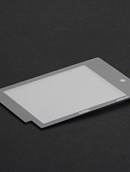 Fotga pro optisch glas lcd screen protector voor Sony a550/a500